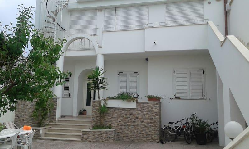Salento Otranto Porto Badisco - Uggiano La Chiesa - Wohnung