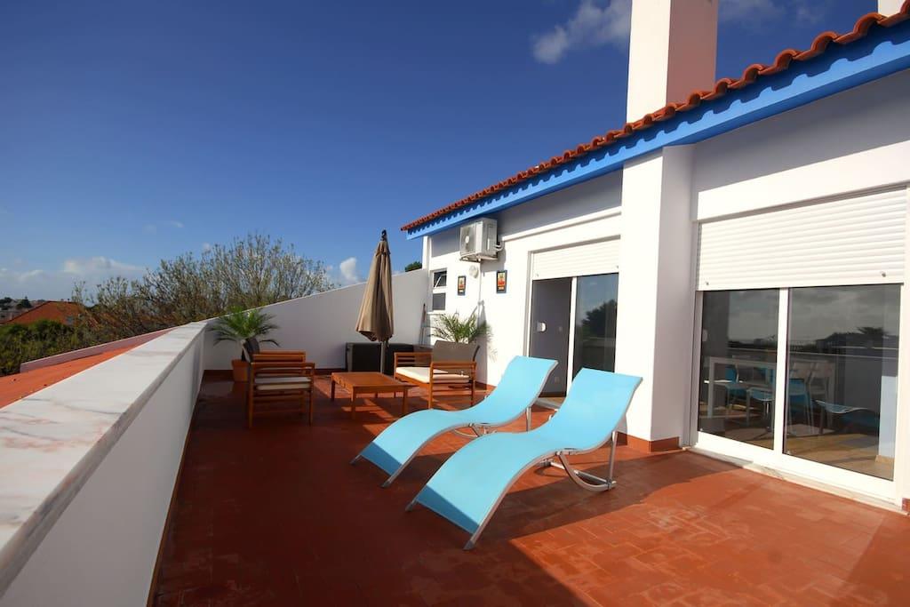 Carcavelos beach penthouse appartamenti in affitto a for 730 precompilato accedi