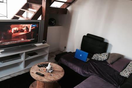 Appartement proche Paris centre - Sannois - Lägenhet