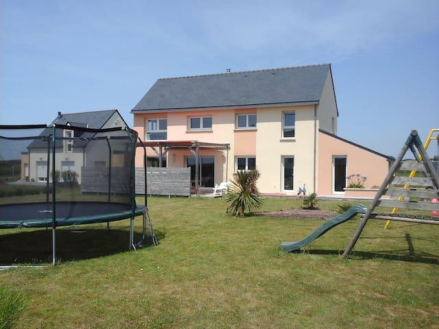 House on the ocean