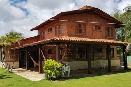 Casa na Praia em Aquiraz - Iguape - Fortaleza