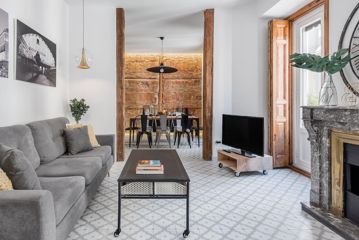 Exclusivo apartamento en Atocha
