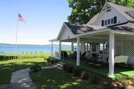 Bay View Association  (Petoskey Area) Cottage