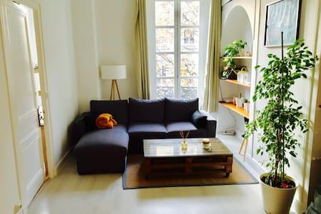 Charme et calme au coeur du 6ème - Lyon - Apartment