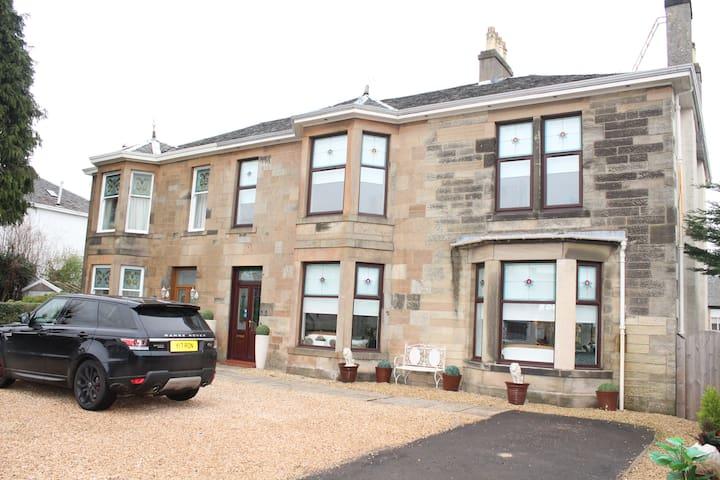 The Residence, Giffnock - Giffnock - Casa