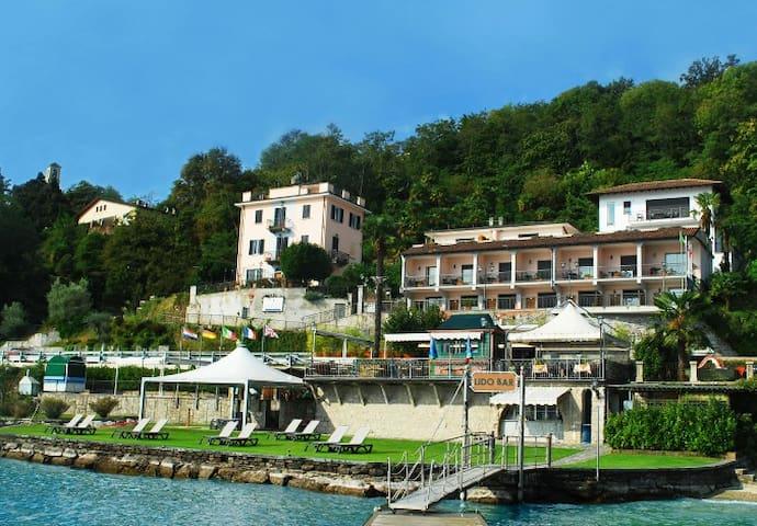 Residence sul Lago IRIS d - Oggebbio - Apartemen