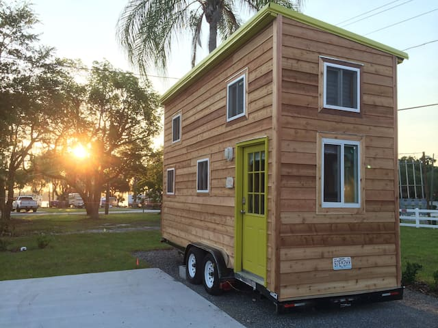 Disney/Legoland Lakeside TINYHOUSE! - Winter Haven - Autre