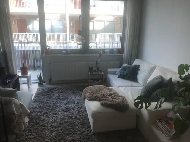 Appartement Graafseweg Nijmegen (vlakbij centrum)