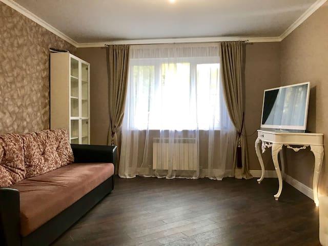 Уютная квартира в центре Сочи