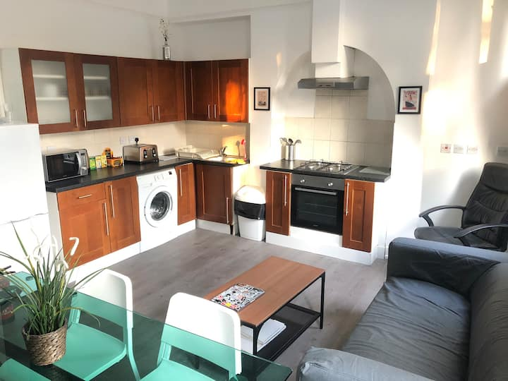 Euston & Kings Cross double bedroom