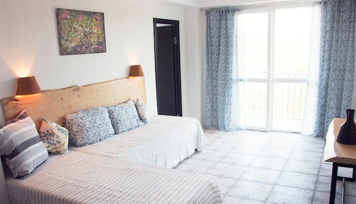 Simple Pleasures Shekvetili • Family suite