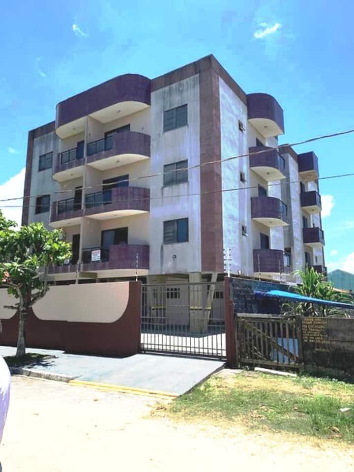 Apartamento com vista para o mar em Matinhos-PR