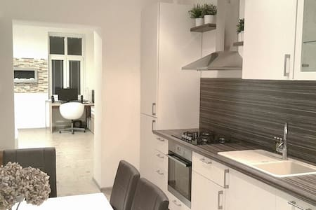 Cosy and luxurious apartment in centre - Daire