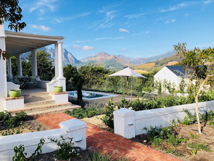 3 Bedroom Orchard Cottage@ La Cotte