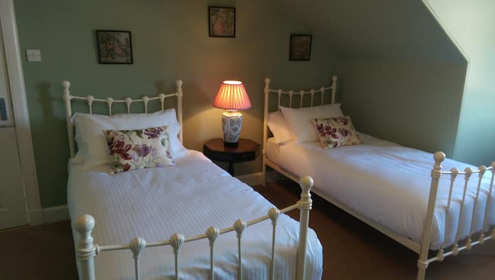 The Wallace Room, Lochinver Guest House