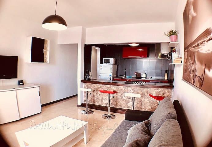Apartment Preciosa, Sat-TV, Wifi,Puerto del Carmen