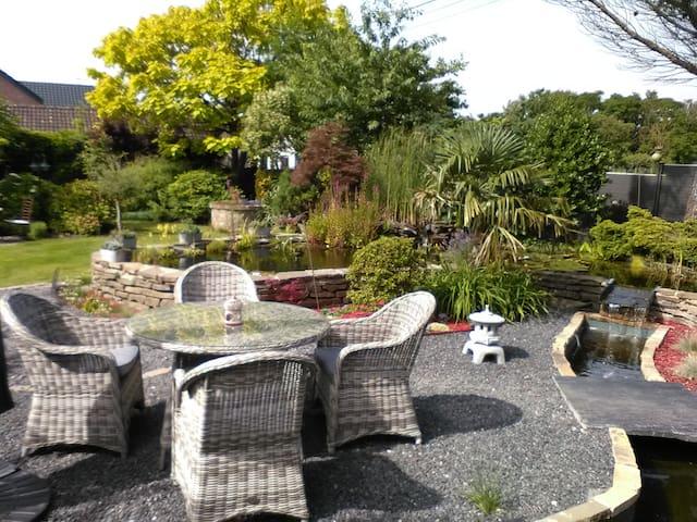 Maison Familial avec jardin et etang exeptionnel - Amay - 一軒家