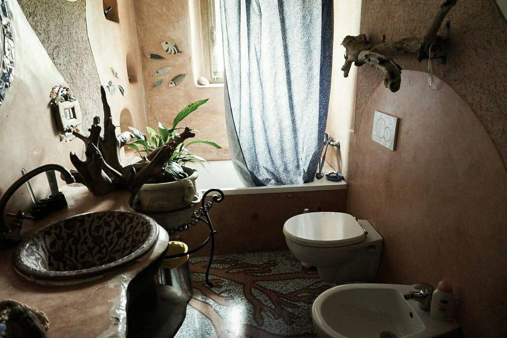 il bagno/ the bathroom