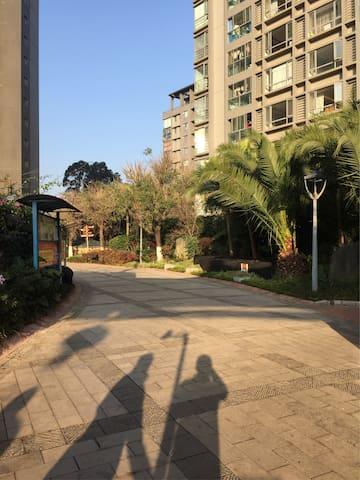 湖景高端公寓3室2卫精品度假首选 - Kunming - Wohnung