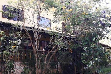 Casa Chama Trina — Centro Holístico Terapêutico