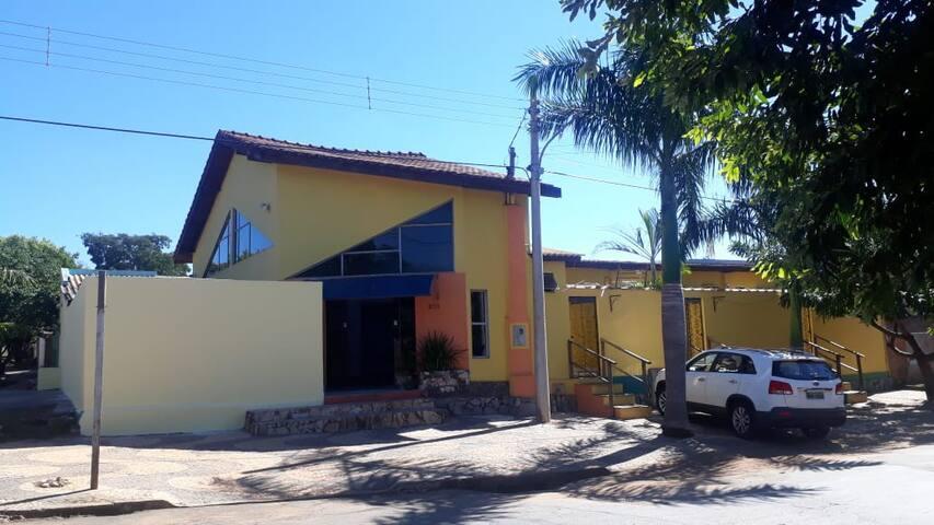 Acomodações para Grupos de Excursões La Guapa
