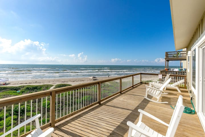Beachfront 3BR at Lost Colony