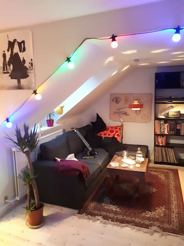 Charming apartment in the heart of Odense