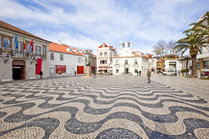 T1Cascais Historic Center w/Terrace - Cascais - Lejlighed