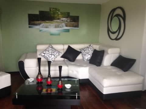 Furnished mini apartment