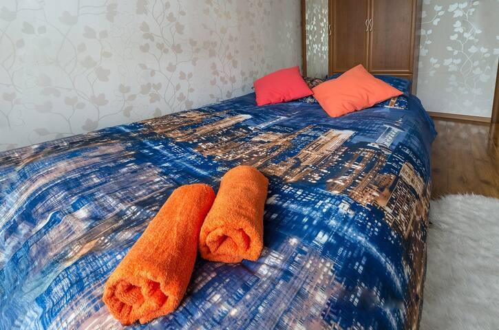 Однокомнатные апартаменты на Чайковского 9