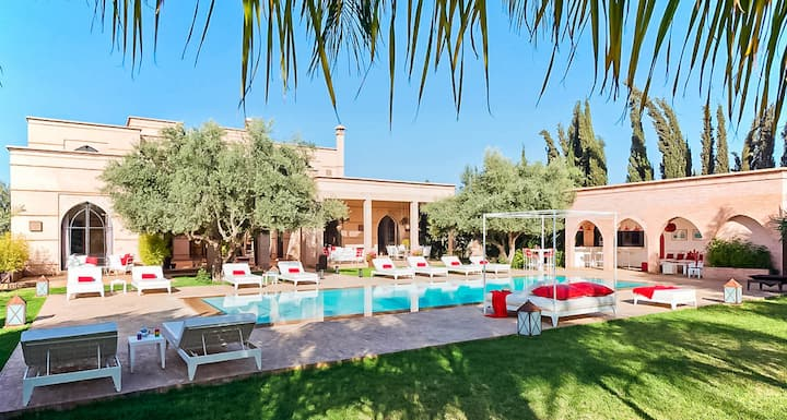 La Villa Saada