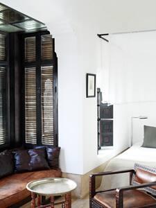 Chambre Coloniale Dar Rbaa Laroub - Marrakesh - Bed & Breakfast