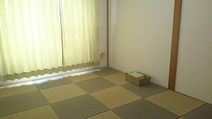 ★金澤八旅★ レンタルアパート「比翼連理」駅近で観光に便利。小グループ向け。行政許可済み