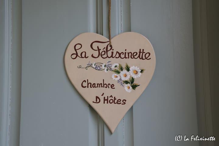 Chambre d'hôtes La Felixinette