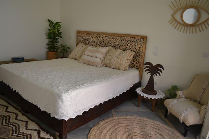 Riad Lalla Manoush chambre BOHEME