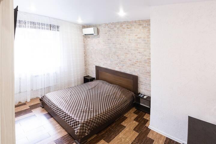 Современная квартира в Центре Краснодара