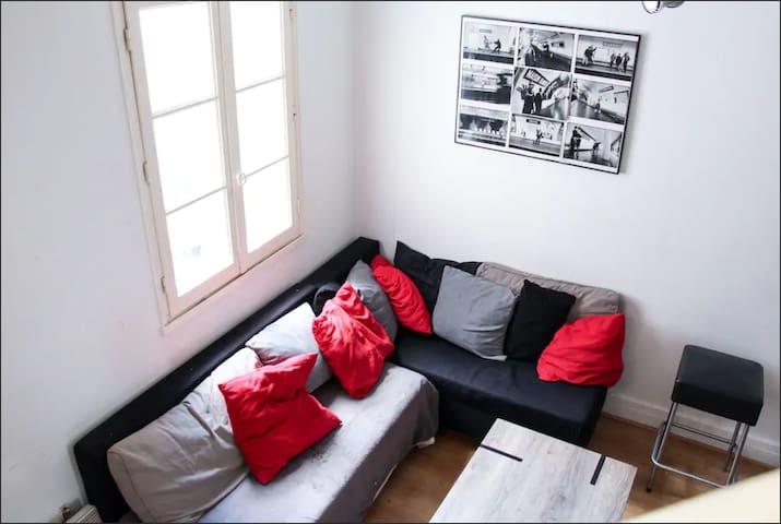Bel Appartement au coeur du Marais