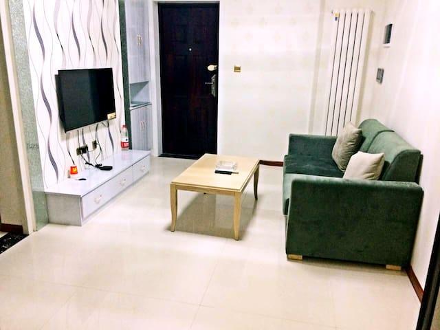 仁恒美林郡的林间小屋 - Lanzhou - Apartment