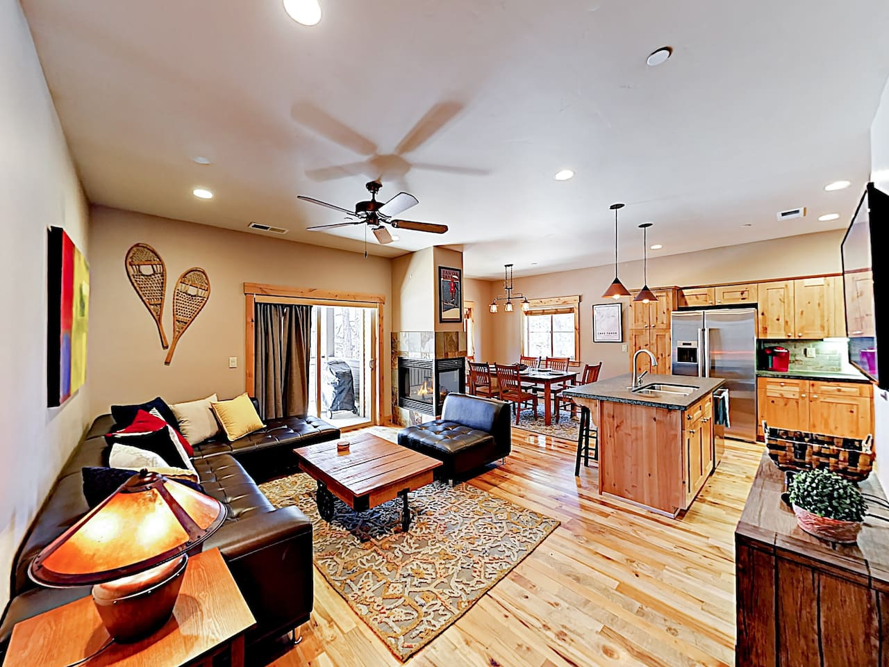 Welcome to Truckee! This townhome is professionally managed by TurnKey Vacation Rentals.
