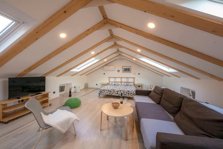 Charming duplex apartment, Villa Adrienne