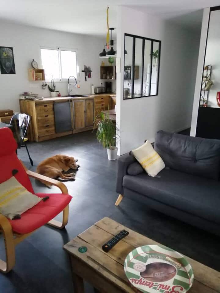 Maison à la campagne Chez Mimi et Bruno
