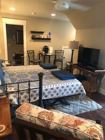 Chestnut Luxury Suite - College Hill Historic Area