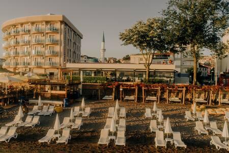 Rüya Gibi Bir Tatil Turkuaz Beach Otel&Restaurant