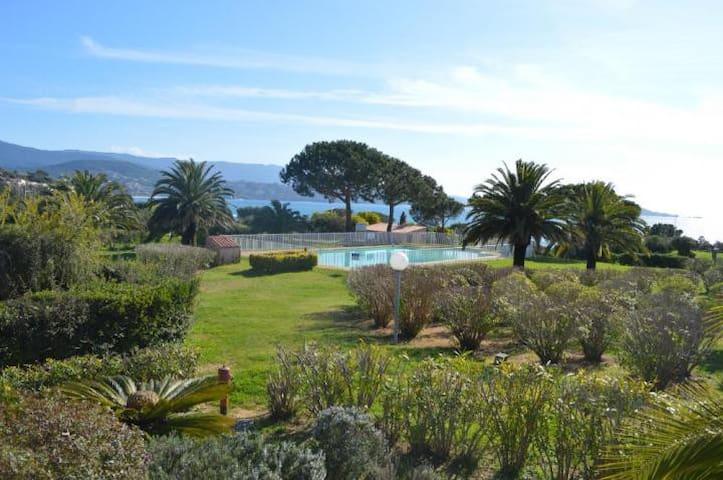 Appartement 45m² vue mer. Porticcio. Corse du Sud - Pietrosella - Apartment
