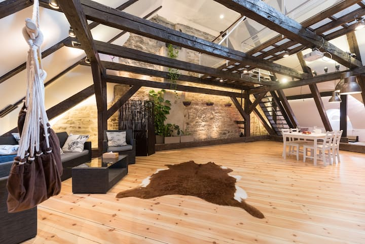 Unique Medieval Apartment in Heart of Old Town