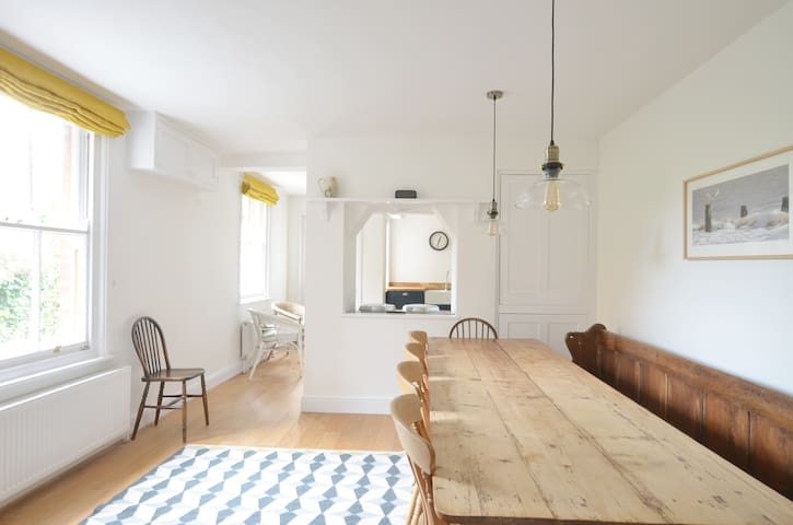 Large family home next to Southwold