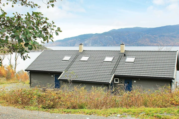 8 person holiday home in Hebnes