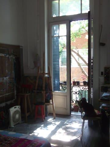 habitacion disponible en zona con mucha movilidad - Buenos Aires - Rumah