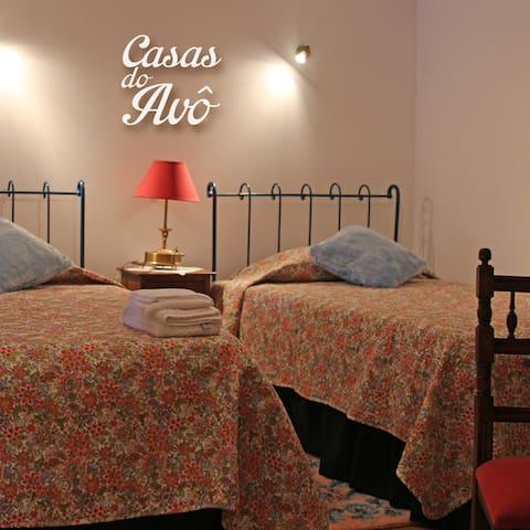 Casas do Avô-Alojamento local (ID:9753/AL) - 7330-311 Marvão - Pis