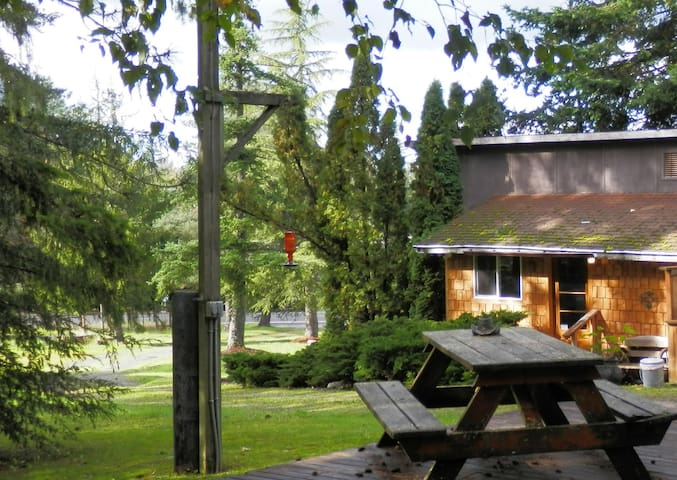Private Guesthouse on Wooded Rural Acreage